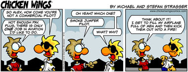 Smoke Jumper Pilot