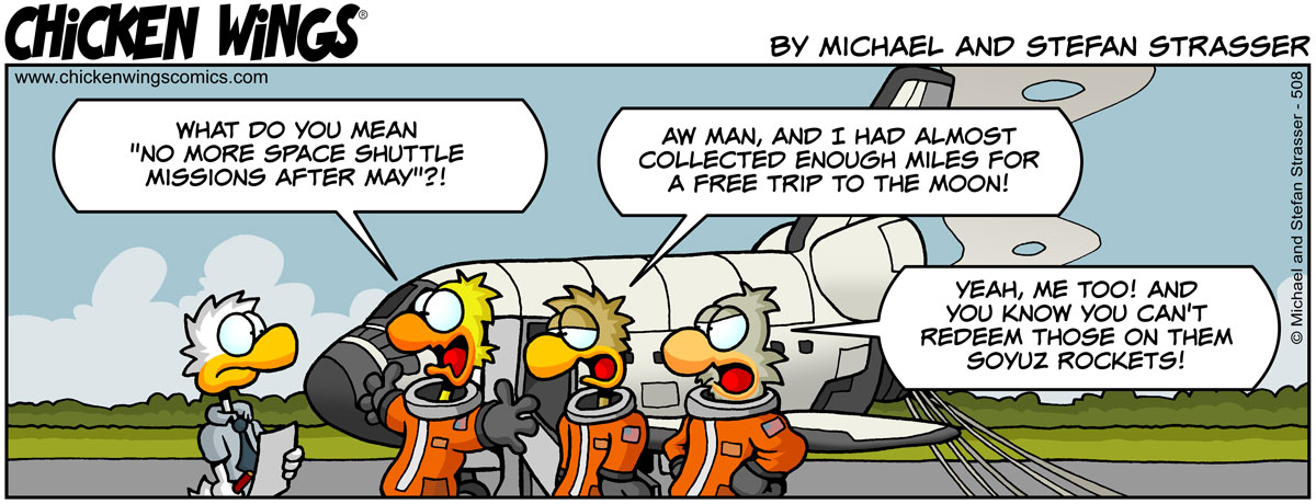 space shuttle comic - photo #7