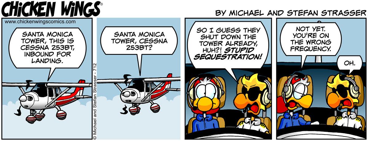Santa Monica tower?