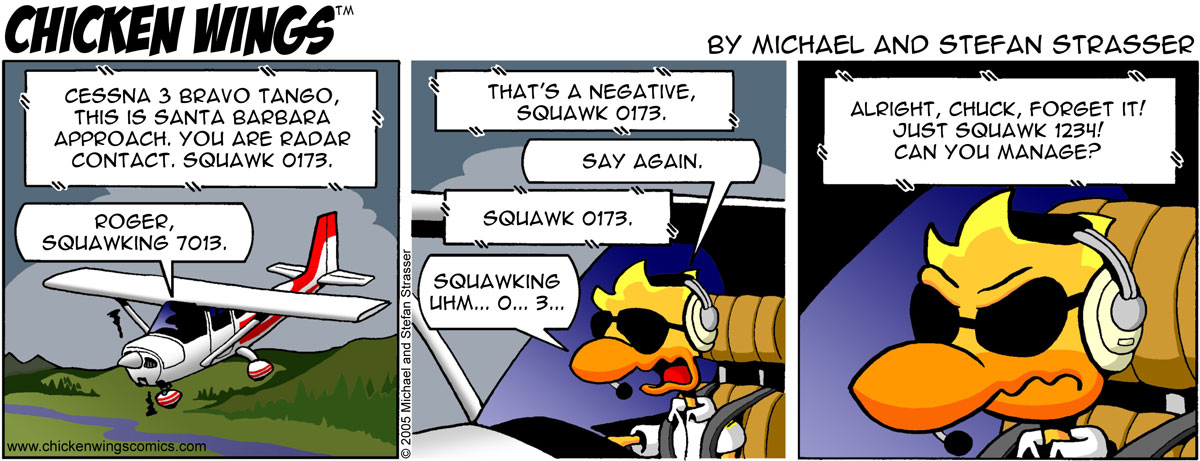 Chicken Wings Classic – Squawk 0173