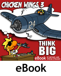 Chicken Wings 3 - Think Big eBook