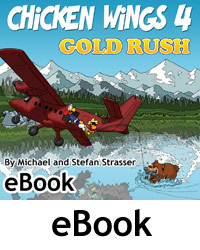 Chicken Wings 4 - Gold Rush eBook