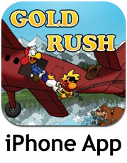 Chicken Wings 4 - Gold Rush iPhone App