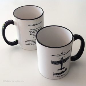 F4U Corsair Mug