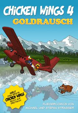 Chicken Wings 4 - Goldrausch - DEUTSCH