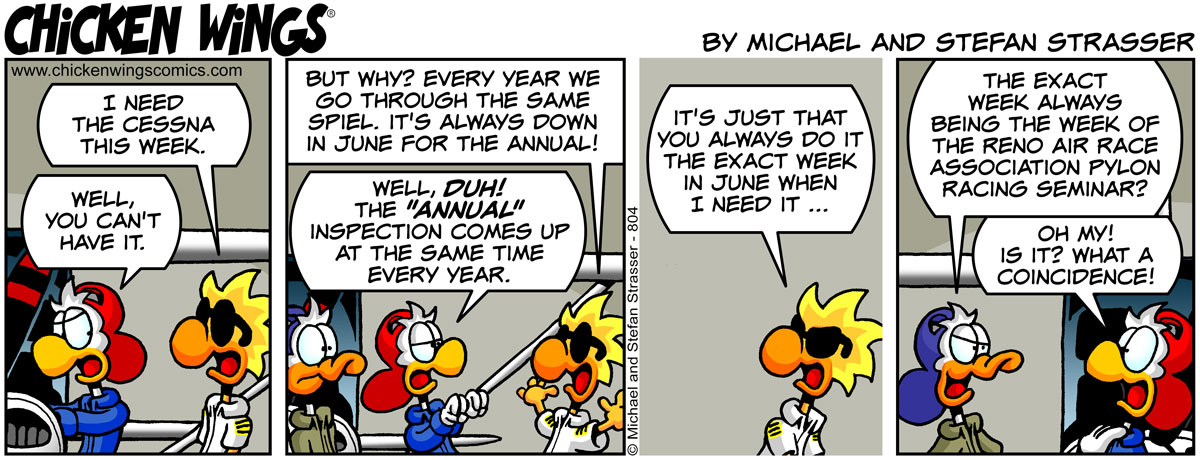 Annual in June