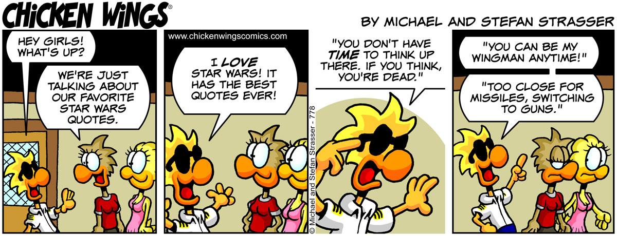 Star Wars movie quotes