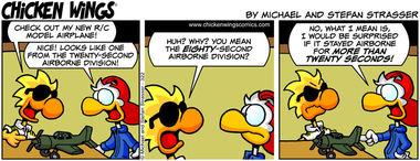 Twenty-second airborne division