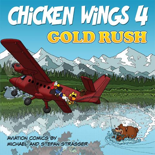 Chicken Wings 4 - Gold Rush