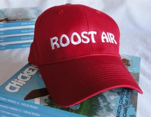 Roost Air Hat