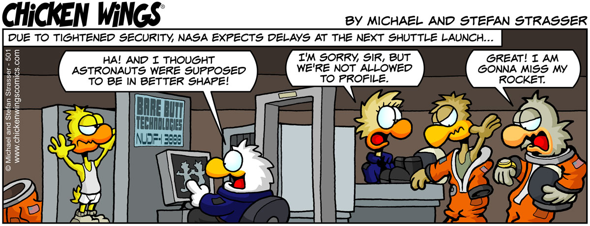 Delays at the next shuttle launch