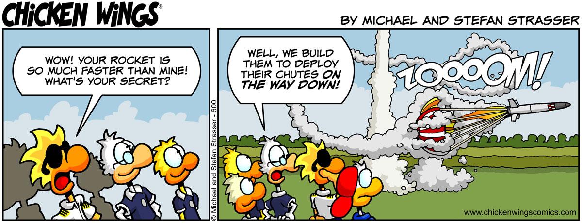 Rocket secret