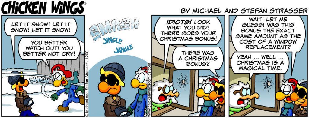 The Christmas Bonus
