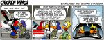Chicken Wings aviation comic strip no. 1169 - Unlabeled switch