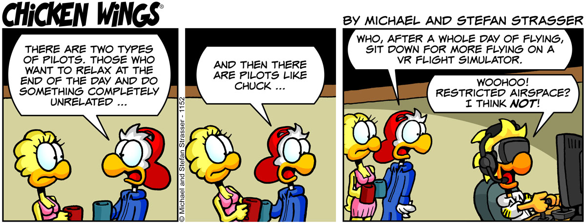 Two types of pilots