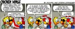 Chicken Wings aviation comic strip no. 1154 - So much to learn still