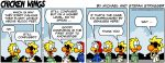 Chicken Wings aviation comic strip no. 1172 - Still confused?