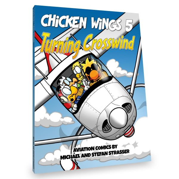 Chicken Wings 5 - Turning Crosswind