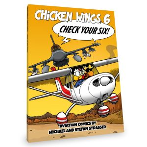 Chicken Wings 6 - Check Your Six