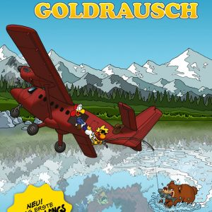 Chicken Wings 4 - Goldrausch (DEUTSCH) Cover