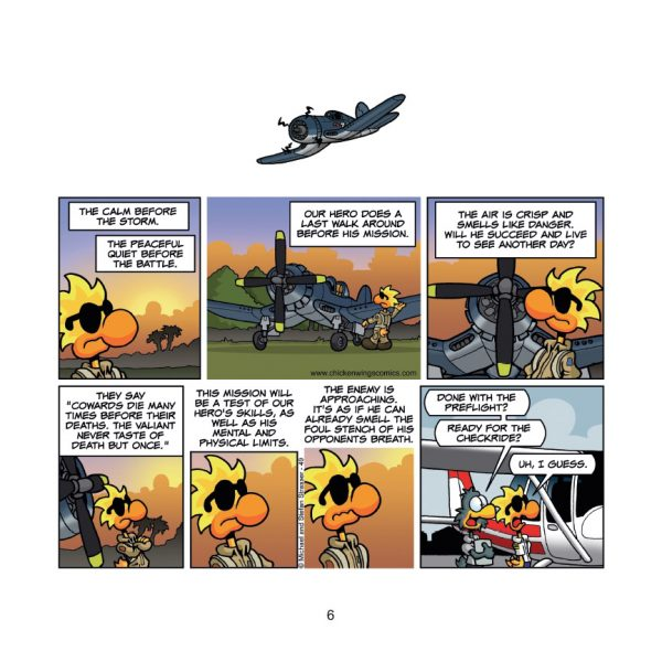 Chicken Wings 4 - Gold Rush Page 6 Sample