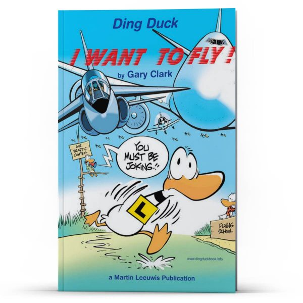Ding Duck - I Want To Fly
