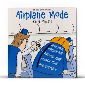 Kelly Kincaid- Jetlagged - Airplane Mode - FEATURED