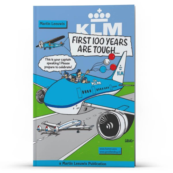 KLM - First 100 Years Are Tough