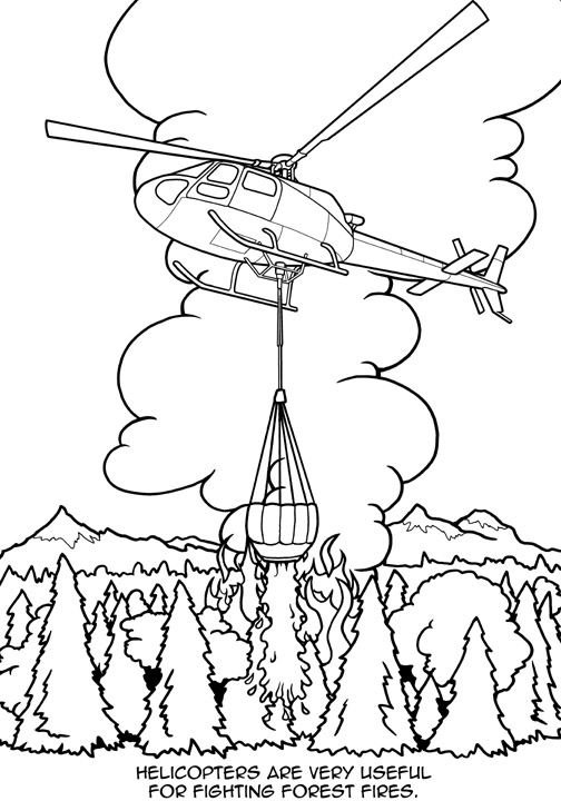 - My First Airplane Coloring Book – Chicken Wings Comics