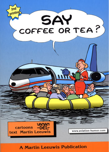 Say Coffer or Tea? Cover