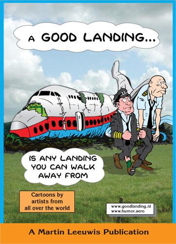 Good Landing - Cover