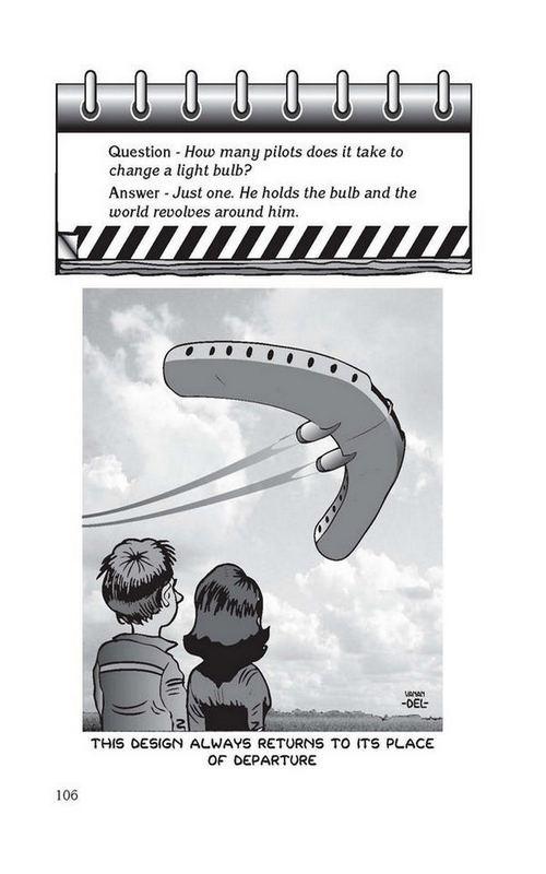 Say Chocks Away - Page 106