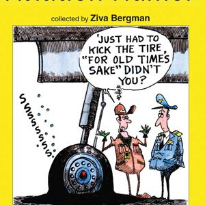 Ziva Berman - Aviation Humor