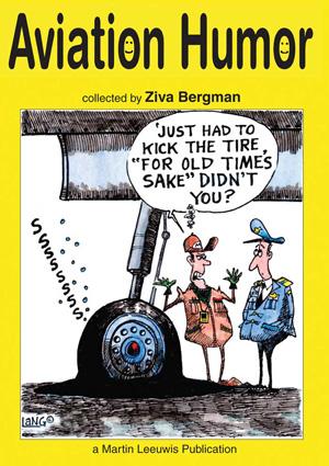 Ziva Berman - Aviation Humor - Cover