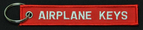 "Key Chain ""Airplane Keys"""