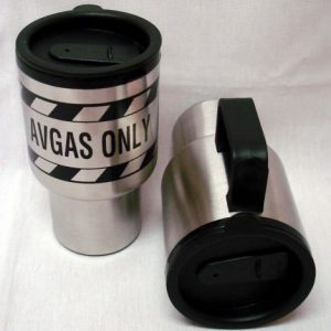 """AVGAS ONLY"" Coffee Mug"