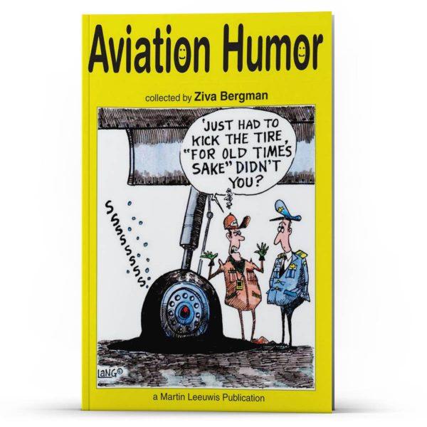 Ziva Berman - Aviation Humor - FEATURED