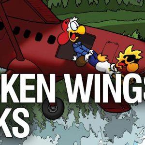 Chicken Wings Books