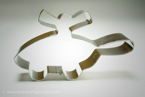 Sally's Helicopter Cookie Cutter
