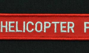 "Key Chain ""Helicopter Pilot"""
