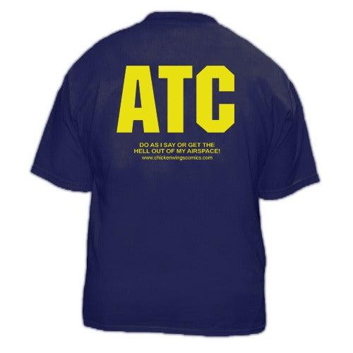 """ATC"" T-Shirt Back"