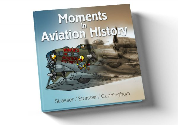 Moments in Aviation History Cover