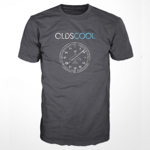 "T-Shirt ""OLDSCOOL"" ADF"