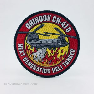 "Original Chinook ""Helitanker"" Patch"
