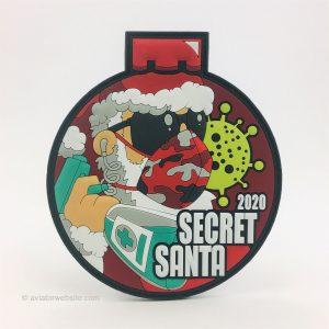 """""""Secret Santa"""" - Christmas Tactical Patch 2020"""